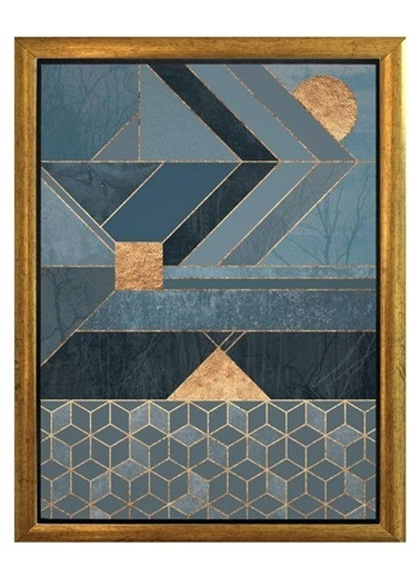 Lyn Home & Decor Tablo 20x30 Cm Altın